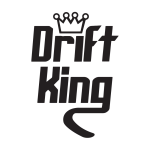 Стикер за кола - Drift King 03