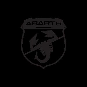 Стикер за кола Abarth