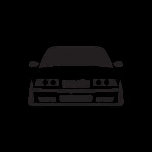 Стикер за кола - BMW e36