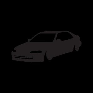 Стикер за кола Honda Civic