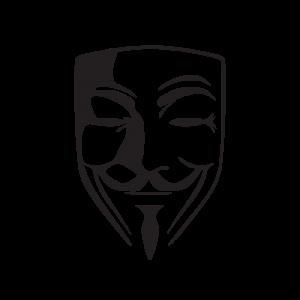 Стикер за кола - Анонимните