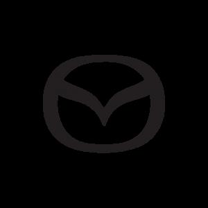 Стикер за кола Мазда лого