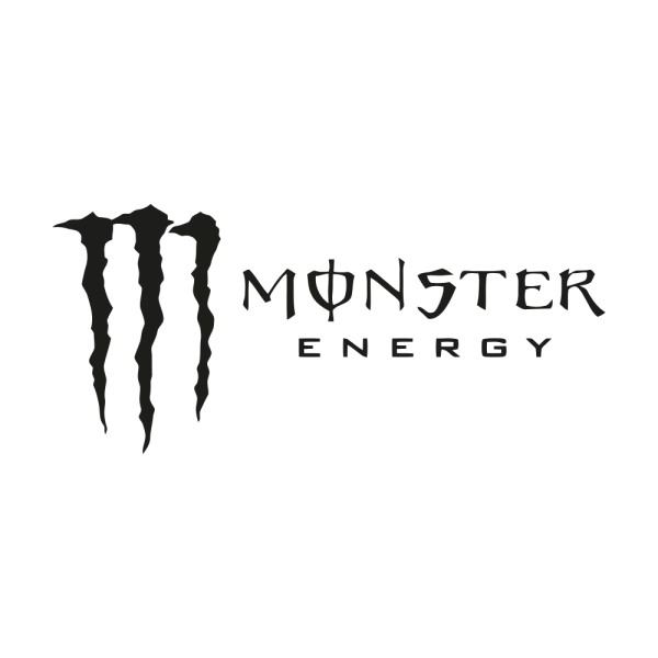Стикер за кола Monster Energy