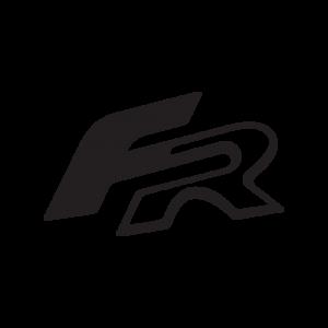 Стикер за кола Seat FR logo