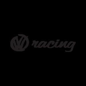 Стикер за кола - VW Racing
