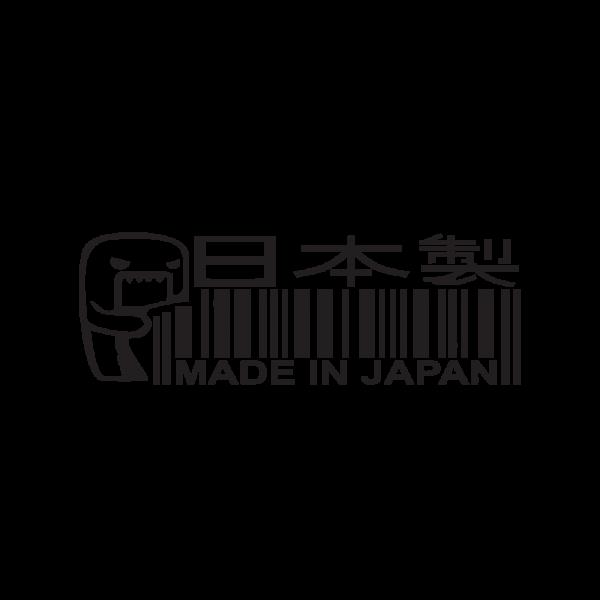 Стикер за кола Made in Japan