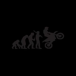 Стикер за кола - Еволюция на мотористите
