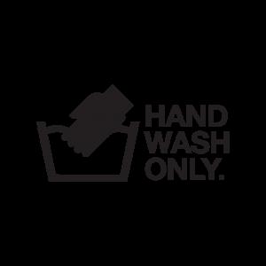Стикер за кола - Hand Wash Only