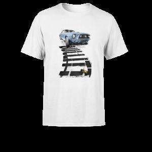 Тениска Bullitt - За мъже