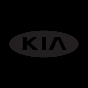 Стикер за кола - KIA лого