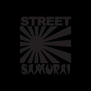 Стикер за кола - Steet samurai