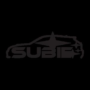 Стикер за кола - Subie