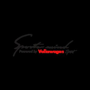 Стикер за кола - Sport Mind powered by Volkswagen Sport